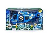 Pinypon Action - Helicóptero de policía con 1 Figura y Accesorios, para niños y niñas de 4 a 8...
