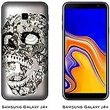 Funda Galaxy J4+ | J4 Plus Carcasa Samsung Galaxy J4+ | J4 Plus Tatuajes tatuajes Dibujo