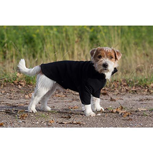 Back on Track Hunde Fleece Overall Bianca M