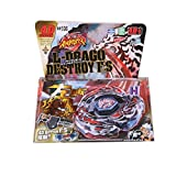 #9: Futurekart™ BB108 4D Bottom F:S L - drago Destroyer Beyblade Set