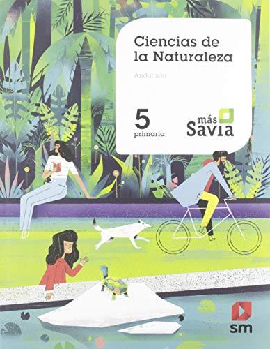 Ciencias de la Naturaleza 4 Primaria + Key Concepts Más Savia Andalucía