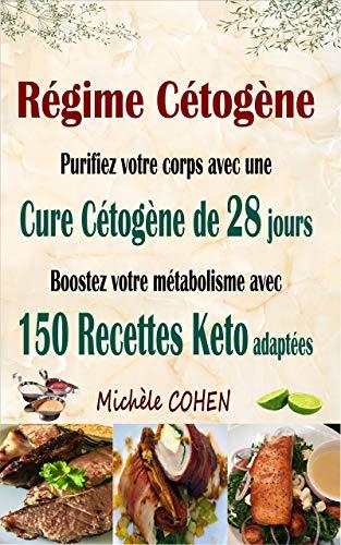 menu régime cétogène échantillon pour la perte de poids