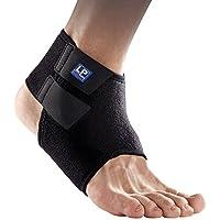 LP Support 768-KM atmungsaktive Neopren Knöchelbandage - Kompression Fußgelenkbandage-Sprunggelenk mit Klettverschluss... preisvergleich bei billige-tabletten.eu