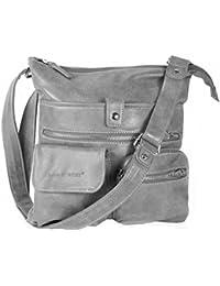 f264364fd21 Bag Street - Bolso al hombro para mujer Gris gris