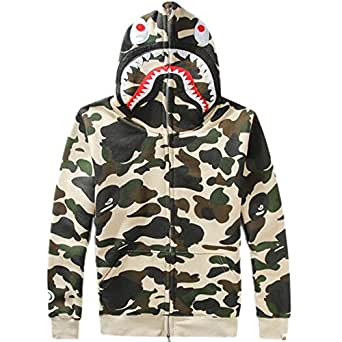 etasso herren pullover camouflage hoodie kapuzenpullover. Black Bedroom Furniture Sets. Home Design Ideas