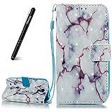 SchutzHülle für Galaxy S4 Lila,Slynmax 3D Marmor Glitter Notebook Flip Cover Hülle Wallet Handyhülle für Galaxy S4 Tasche [Tragegurt] Flex Klapphülle Ledertasche Brieftasche Lederhülle Handytasche