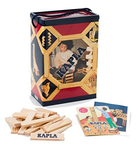 Kapla - Jeu de construction - Baril de 200 planchettes