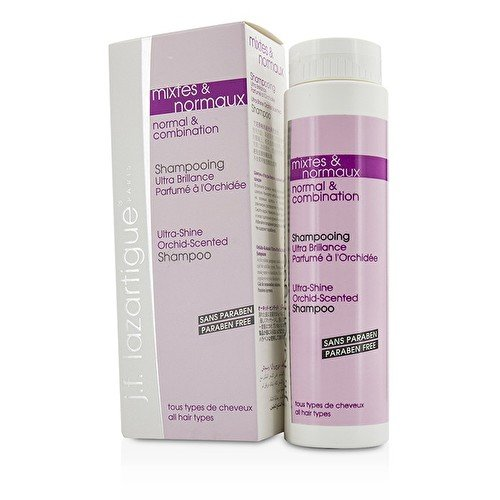 J. F. Lazartigue Ultra-Shine Orchid-Scented Shampoo - Paraben Free (Normal & Combination) 200ml