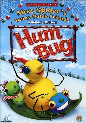 Miss SPider's Sunny Patch: Hum Bug Miss Spider Dvd