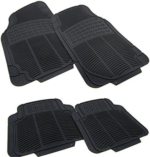 Auto Fußmatten 4-teilig