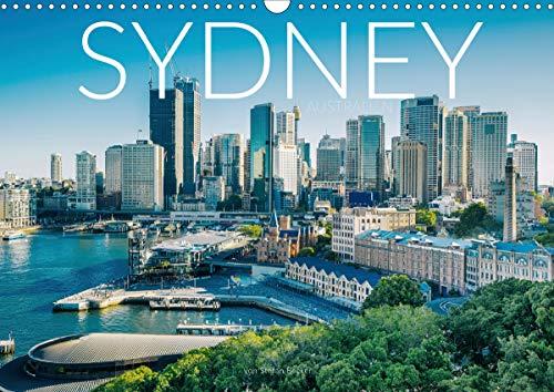 Sydney - Australien (Wandkalender 2020 DIN A3 quer): Australiens Metropole am Südpazifik (Monatskalender, 14 Seiten ) (CALVENDO Orte)