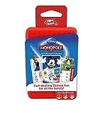 Shuffle Monopoly Deal Disney Card Game