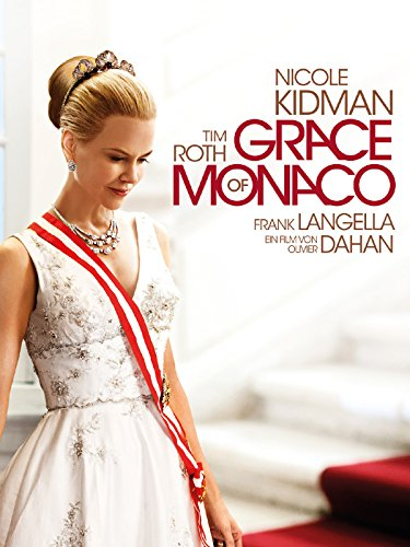 Grace of Monaco Cover