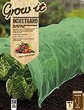 Gardman 75020 Schutznetz gegen Insekten, Grün