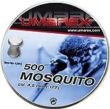 UMAREX Mosquito Diabolo 4,5 mm Luftgewehrkugeln + G8DS® Aufkleber