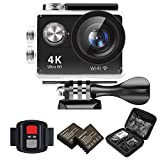 IXROAD Action Cam 4K Ultra HD WiFi Sport Camera Fotocamera...