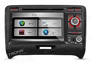 AUTORADIO SPECIFICA AUDI TT XTRONS PX71ATT DIVX MP4 BLUETOOTH GPS USB SD WIFI 3G MP3