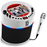 Easy Karaoke One Direction Karaoke Machine - White for sale  Delivered anywhere in Ireland
