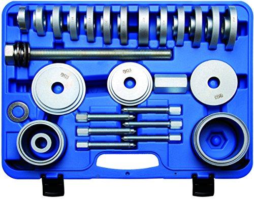 Preisvergleich Produktbild BGS Radlager-Werkzeugsatz, 31-teilig, BGS-67301