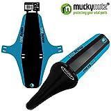 Mucky Nutz Face Fender XL & Butt Fender Set (Blue)