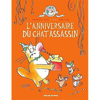 L'anniversaire du chat assassin - tome 4 (Le chat assassin)