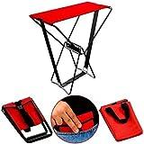 Trymway Outdoor verstellbar Klapp Tasche Stuhl, Amazing Stuhl passt in Tragbarer Stuhl für 250lbs Plus Hocker, Tragetasche neue Garten Sitz