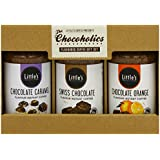 Little's Speciality Coffees Chocoholics Flavoured Instant Coffee Gift Set 50 g (Pack of 3)
