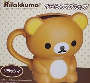 Rilakkuma mug hearthstone (japan import)