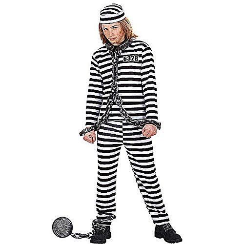 Convict - Kinder Kostüm