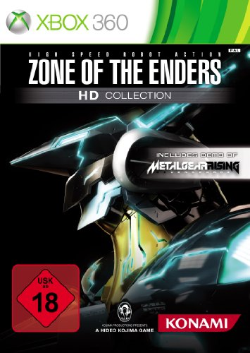 Zone of the Enders - HD Collection (inkl. Demo Metal Gear Rising: Revengeance) - [Xbox 360] (Enders 360 Zone)