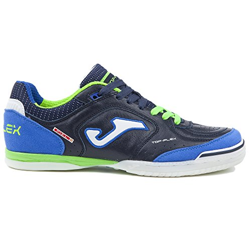 Generico Joma, Scarpe da Calcio A 5 Top Flex 803 Indoor Navy (42,5 EU)