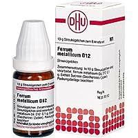 Ferrum Metallicum D 12 Globuli 10 g preisvergleich bei billige-tabletten.eu