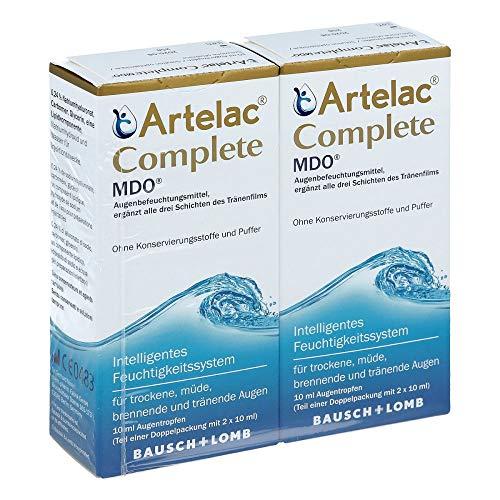 Artelac Complete Mdo Auge 2X10 ml