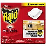 Raid Ant Baits III, 8 count