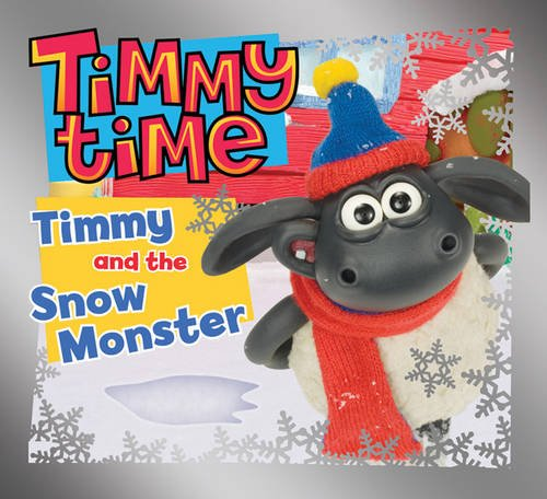 Timmy and the Snow Monster (Christmas Story Book)