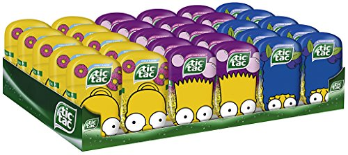 tic-tac-maxi-pack-simpsons-edition-boite-assortiment-donut-bubble-gum-blueberry-98g-lot-de-30
