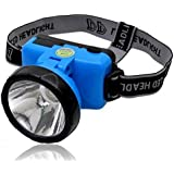PERFECT SHOPO Led-744 Type High Power Headlight Emergency Light Outdoor Spotlight Headlamp/Rechargeable Camping Lamp/Adjustable Head Lamp/FlashLight Outdoor Night Torch
