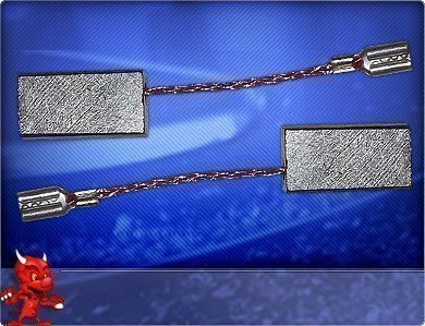 Kohlebürsten für Kress Bohrmaschine 800 BS, 850 SBLR-2, 420 BM, 420 BME