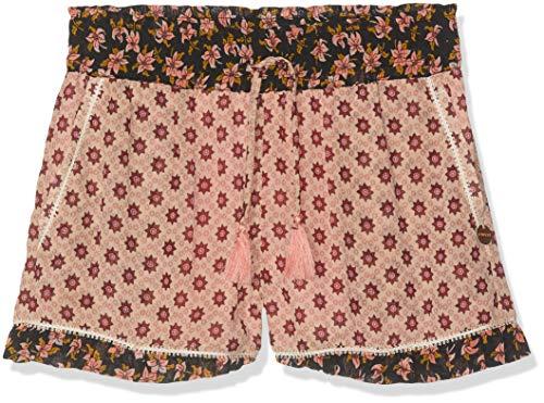 Scotch & Soda R´Belle Mädchen Shorts Drapy Woven Print Mix, Mehrfarbig (Combo A 217) 176 (Herstellergröße: 16) -