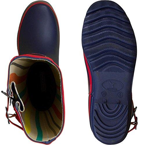 Evercreatures - Stivali di gomma Donna Blau