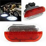 NO LOGO XFC-TYY, Auto-Dekoration, Lichter, Autotürverkleidung, Warnung, dekorative Lampen für 1998-2005, VW Käfer, Golf Jetta, Auto-Zubehör, Innenbeleuchtung
