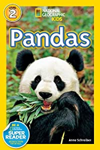 "Pandas (""National Geographic"" Readers) (National Geographic Readers)"