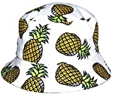 Octave Ladies Mens Adults Unisex Reversible Bucket Hats Collection