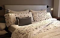 Juego de sábanas Algodón 100% JANA (para cama de 180x190/200)