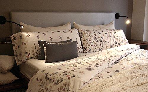 Juego de sábanas Algodón 100% JANA (para cama de 90x190/200)