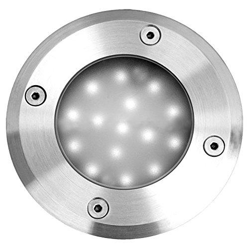 ECO de luz LED-Planta lugar empotrado Berlín 15 LED, redondo, 11 cm...