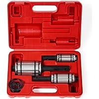 TecTake Expansores para tubo tubos de escape Juego de Expansor de diámetro expandir