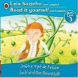 Jack and the Beanstalk Bilingual (Portuguese/English): Fairy Tales (Level 3) (Leia Sozinho Nivel 3 / Read It Yourself Level 3)