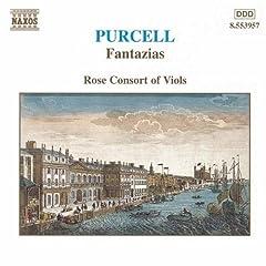 9 Fantasia a 4: IX. Fantazia in A minor, Z. 740