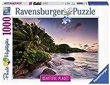 Ravensburger Erwachsenenpuzzle 15156 Insel Praslin auf den Seychellen, Puzzle
